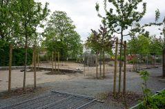Baustelle statt Spielplatz
